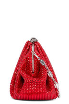 Judith Leiber Couture - Enchanted Red Crystal Evening Bag