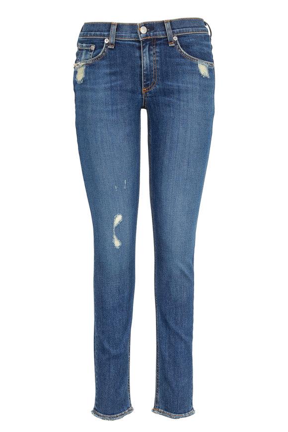 Rag & Bone La Paz Wash Skinny Jeans