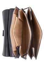 Chloé - Faye Python & Black Leather Medium Shoulder Bag