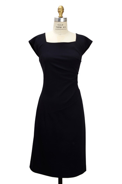 Derek Lam - Navy Blue Jersey Dress