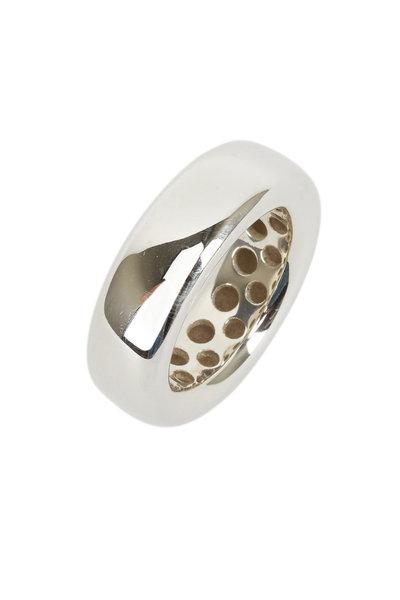 Pomellato - Sterling Silver Small Fedona Ring