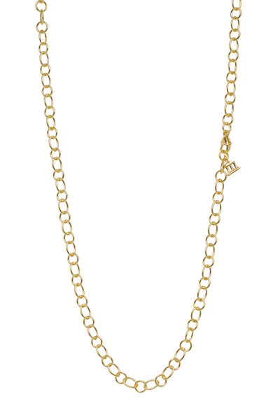 Temple St. Clair - 18K Yellow Gold Ribbon Chain