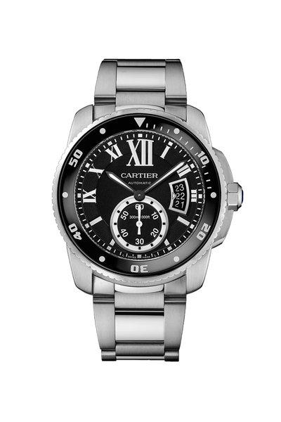 Cartier - Calibre de Cartier Diver Watch, 42 mm