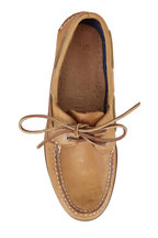 Sperry - Authentic Original Sahara Leather Boat Shoe
