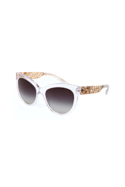 Dolce & Gabbana - Filigrana Flash Cat-Eye Sunglasses