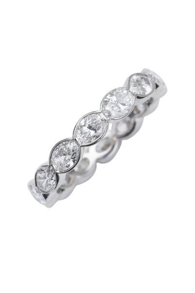 Kwiat - Platinum Diamond Band