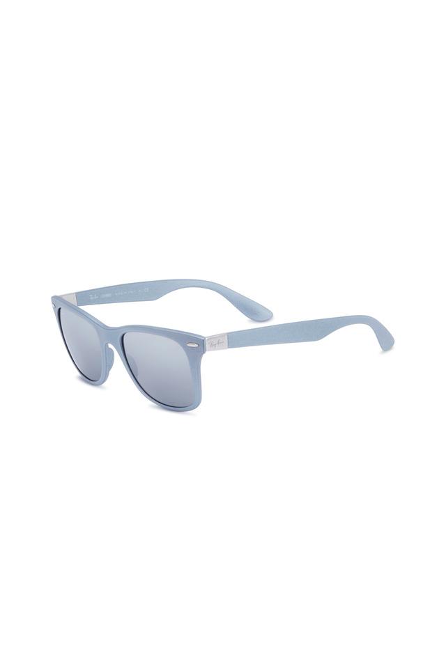Wayfarer Liteforce Tech Silver Sunglasses