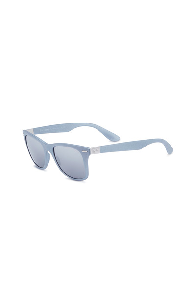 Ray Ban - Wayfarer Liteforce Tech Silver Sunglasses