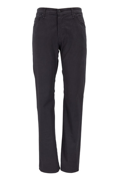 AG - Protege Dark Gray Sueded Sateen Pants