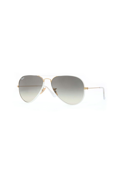 Ray Ban - Aviator Gray Sunglasses