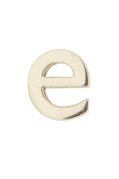 Emily & Ashley - Yellow Gold Stud Earrings