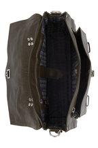 Proenza Schouler - PS1 Military Green Leather Medium Satchel