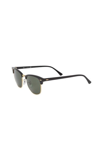 Ray Ban - Black Clubmaster Sunglasses