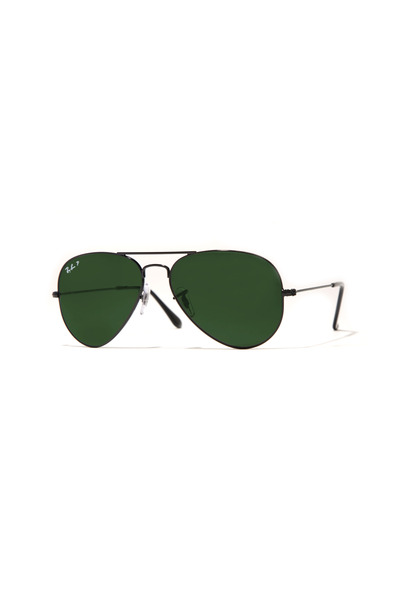 Ray Ban - Aviator Black Sunglasses