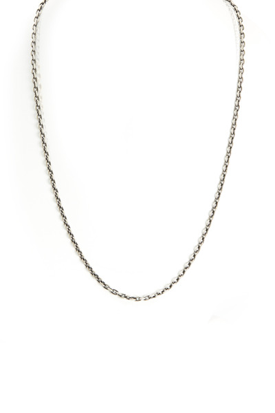 Sylva & Cie - Oxidized Sterling Silver Necklace