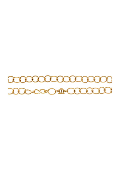 Temple St. Clair - Arno Yellow Gold Link Necklace