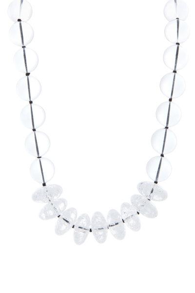Patricia von Musulin - Rock Crystal Necklace