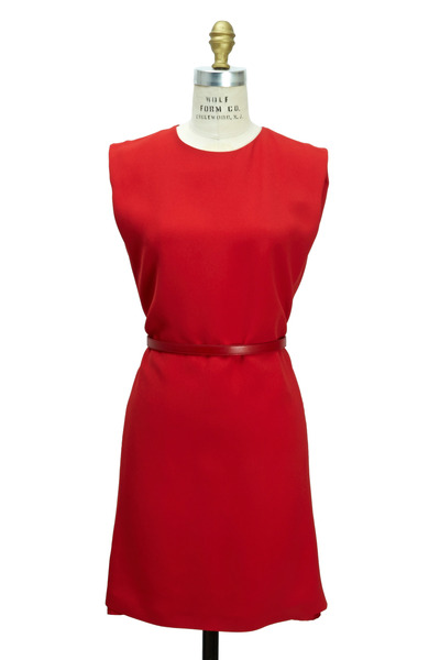 Saint Laurent - Red Dress