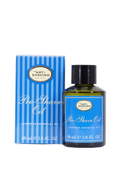The Art of Shaving - Lavender Essential Pre-Shave Oil, 2 oz