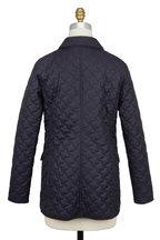 Bogner - Judita Navy Blue Quilted Jacket