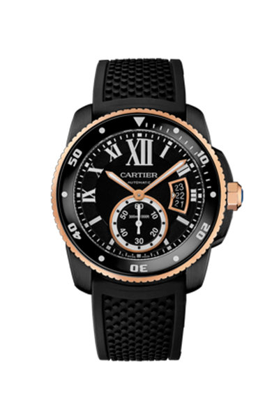Cartier - Calibre de Cartier Watch, 42 mm