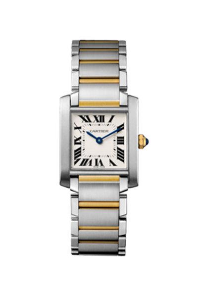 Cartier - Tank Française Watch, Medium Model
