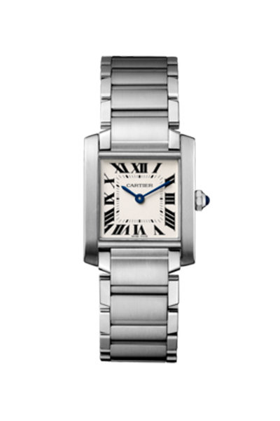 Cartier - Tank Française Watch, Medium Model