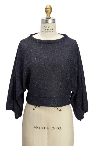 Brunello Cucinelli - Galaxy Cotton Pullover