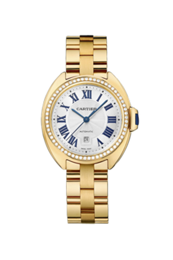 Cartier Clé de Cartier Watch, 31mm