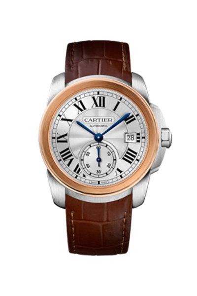 Cartier - Calibre de Cartier Watch, 38 mm