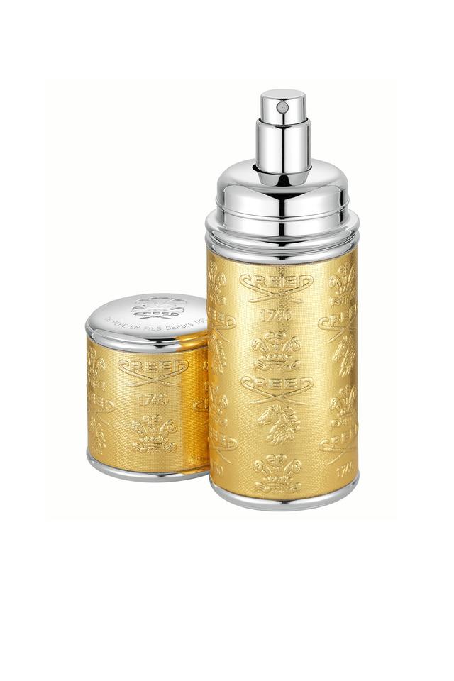 Gold Embossed Atomizer