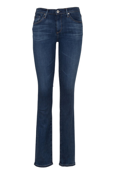 AG - Harper ITF Wash Essential Straight Jeans