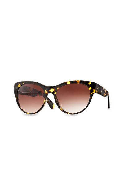 Oliver Peoples - Mande 55 Spice Brown Sunglasses