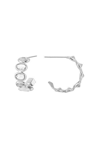 Paolo Costagli - Brilliante Gold Ombré Sapphire Huggie Earrings