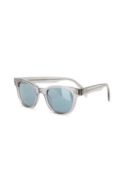 Oliver Peoples - Afton Sun 49 Blue Sunglasses