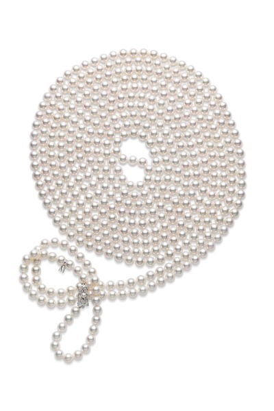 Mikimoto - Akoya Pearl Necklace