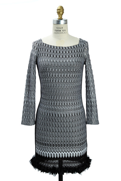 Missoni - Black & White Dress