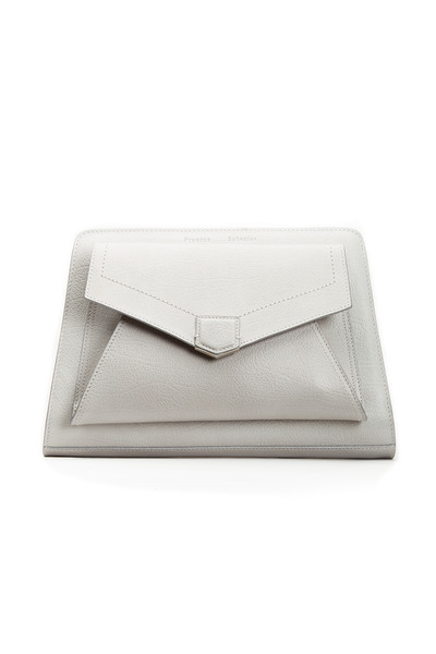 Proenza Schouler - PS13 Gray Envelope Clutch