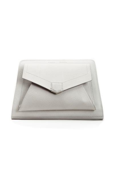 Proenza Schouler - PS13 Gray Envelope Clutch