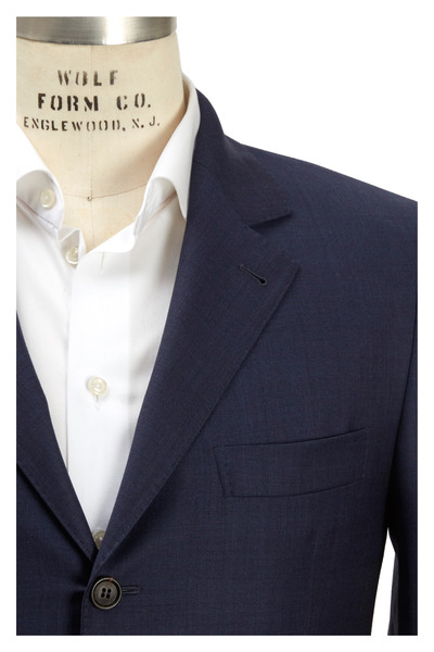 Brunello Cucinelli - Classic Ink Suit