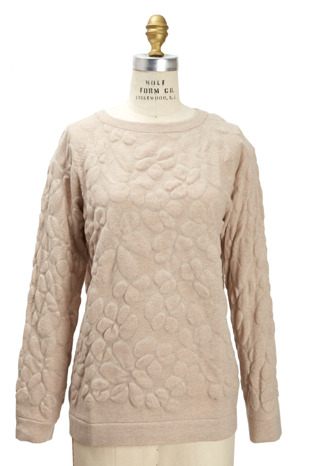 Desert Cashmere Pullover