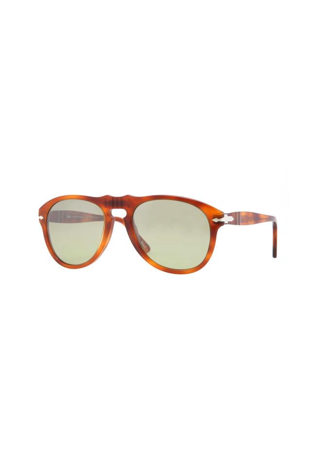 PO064954 Retro Green Keyhole Sunglasses