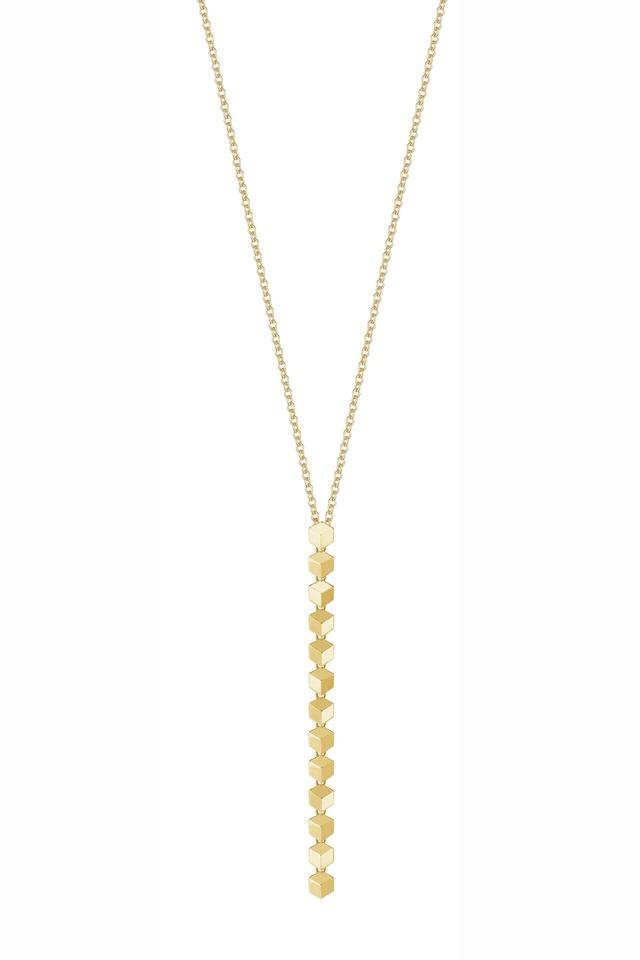 Brillante Yellow Gold Pendant