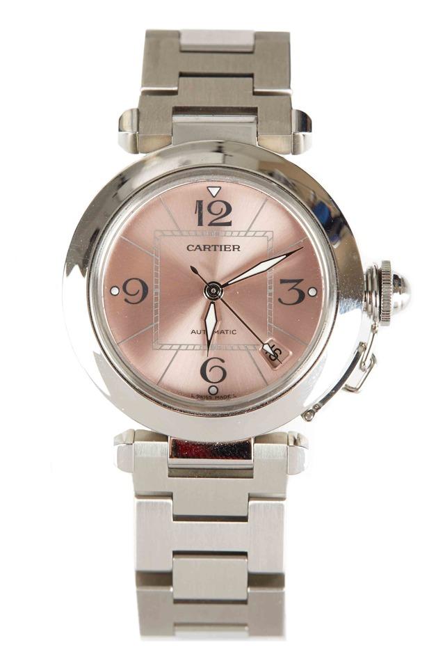 Pasha Seatimer Steel Watch