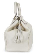 Gucci - Soho Off White Leather Shoulder Bag
