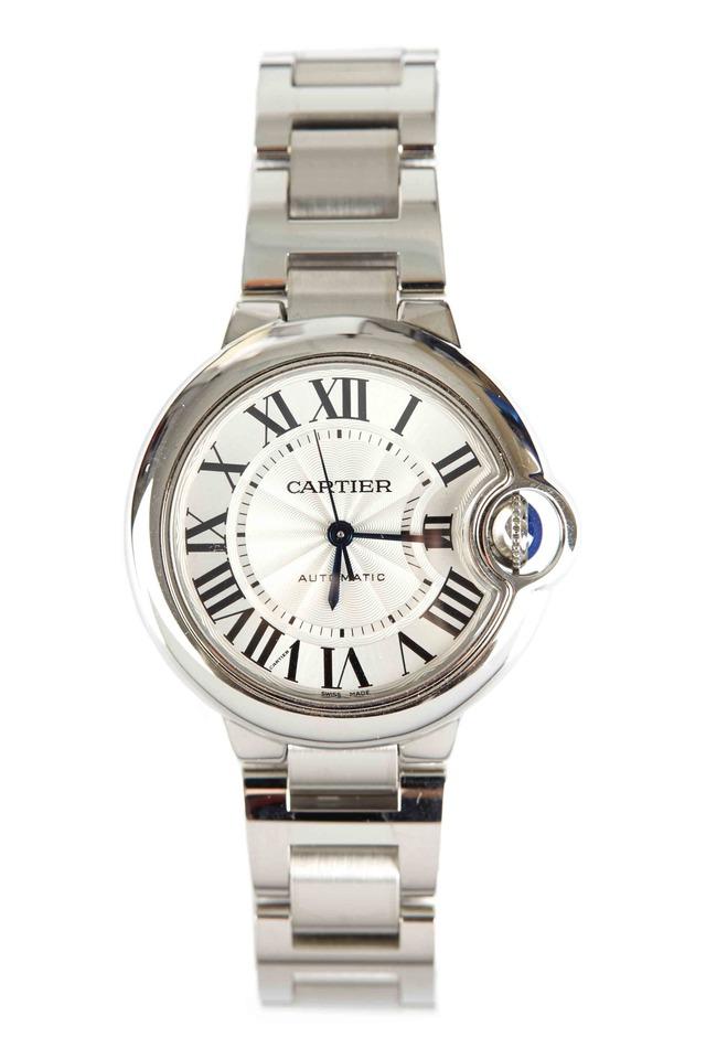 Ballon Bleu Stainless Steel Watch, 33mm