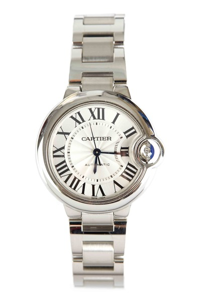 Cartier - Ballon Bleu Stainless Steel Watch, 33mm