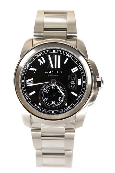 Cartier - Calibre Steel Watch