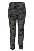 Veronica Beard - Field Camo Print Cargo Pants