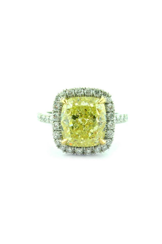 Fancy Loose Stone Ring